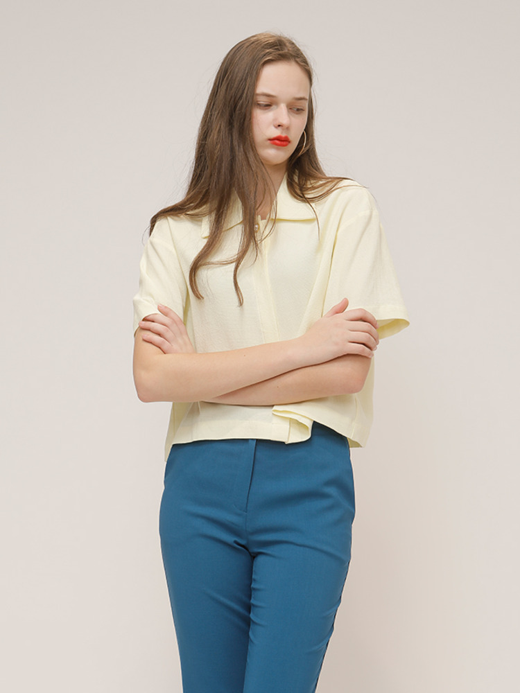 MODERATO SHIRT_YELLOW