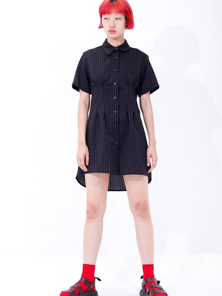 MAJOR DRESS_BLACK