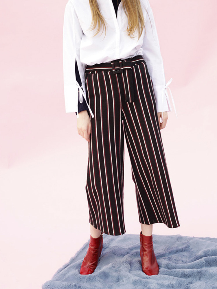 ROUGE WIDE PANTS