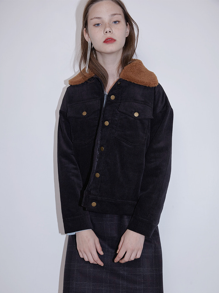 NOTION JACKET_black