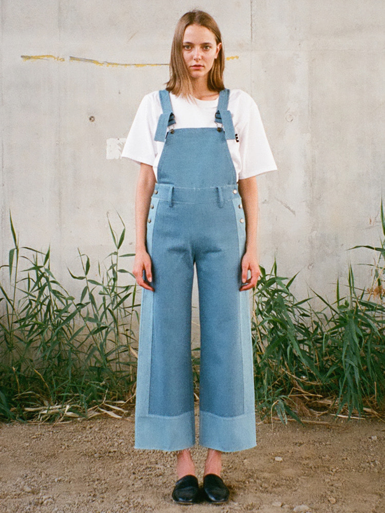 BLANK OVERALL