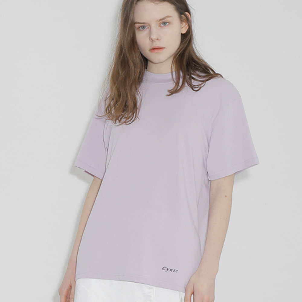 ARRIVE CLEAN TEE_light purple