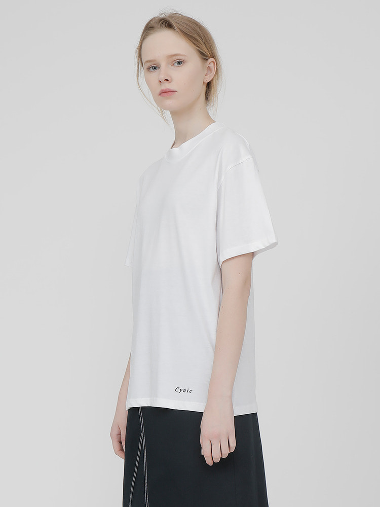 ARRIVE CLEAN TEE_white