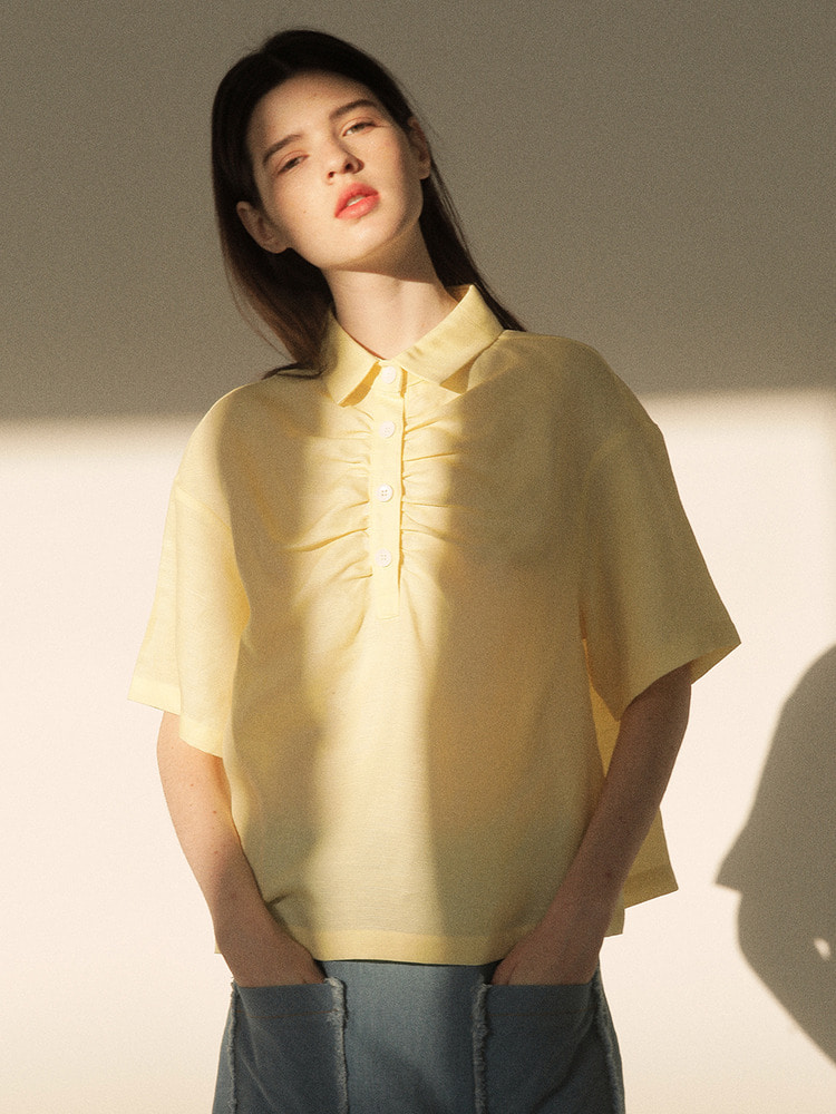 ENDEAR SHIRT_yellow