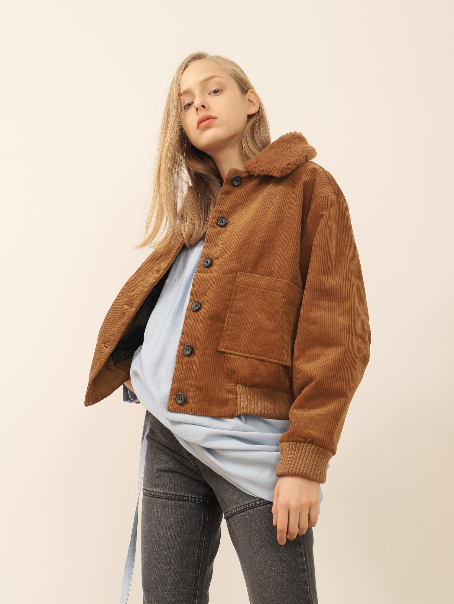 SAVE CORDUROY JACKET