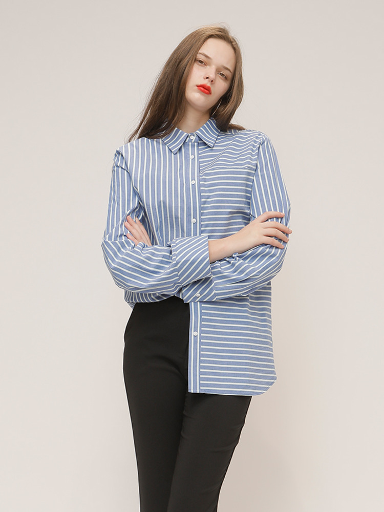 TWIGGY SHIRT_BLUE