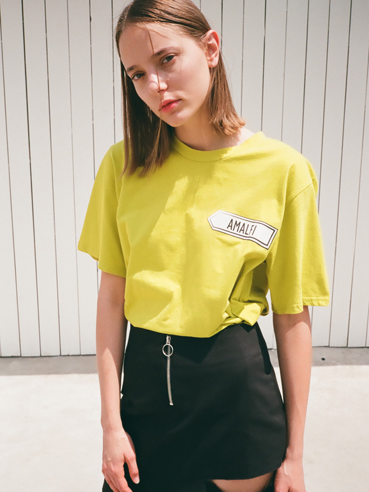 SIGN TEE_YELLOW
