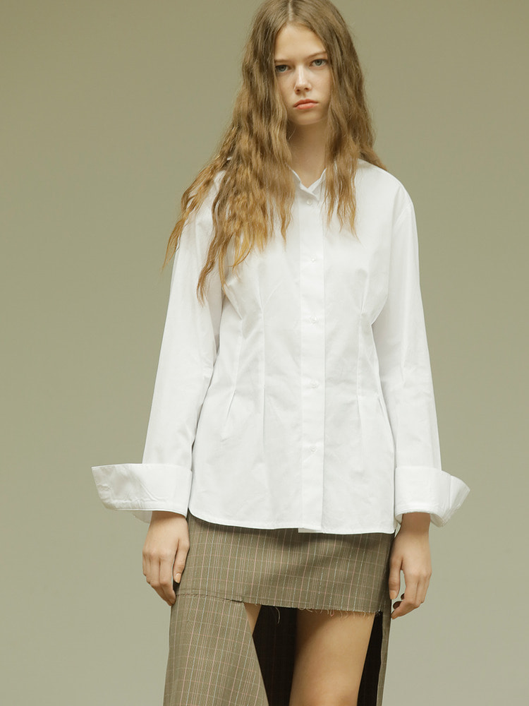 ABOUT SHIRT_white