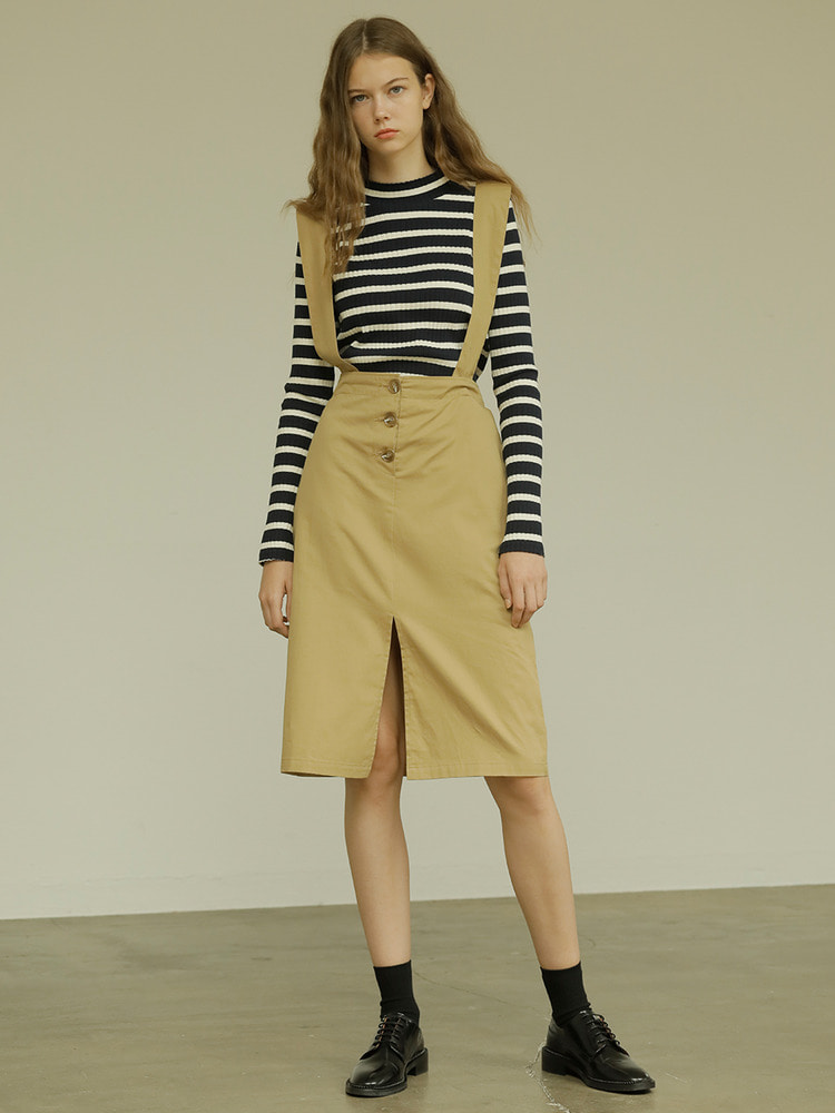 SAYS SKIRT_beige