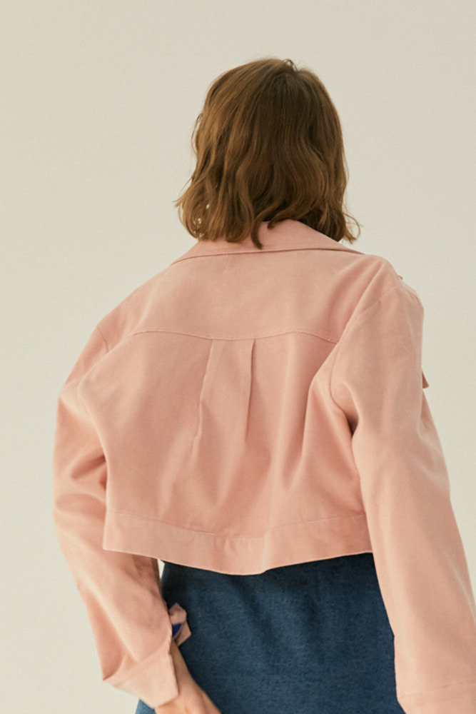 PROJECT JACKET_pink
