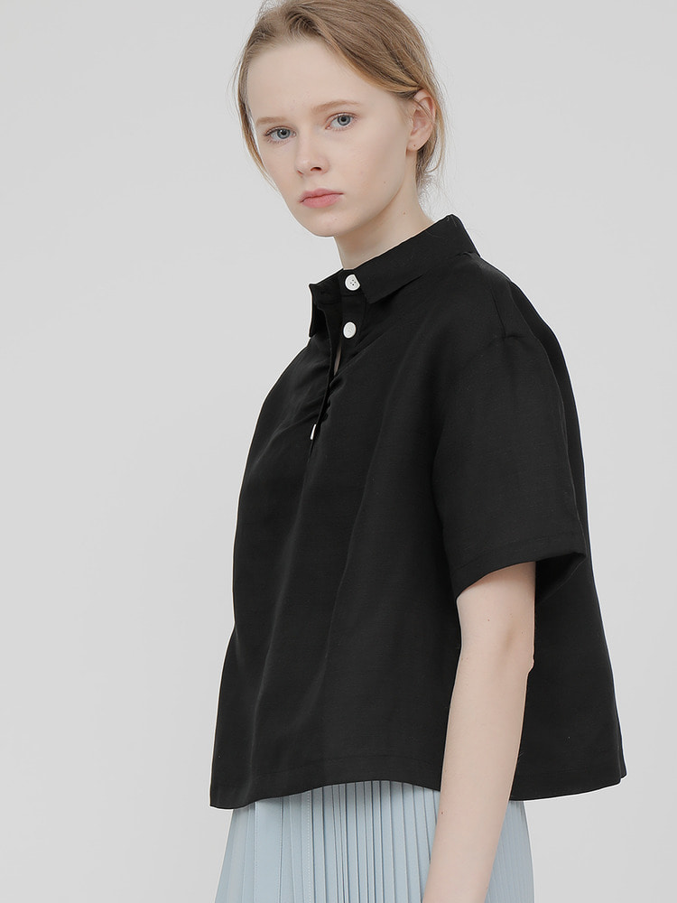 ENDEAR SHIRT_black