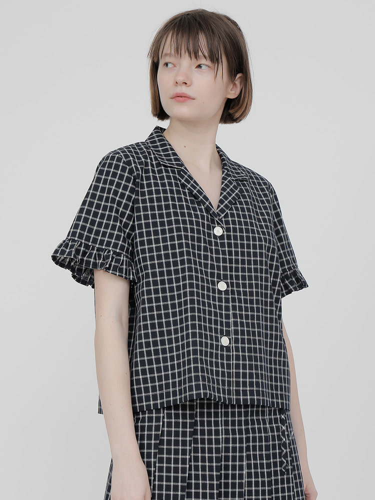 SWINTON SHIRT_navy