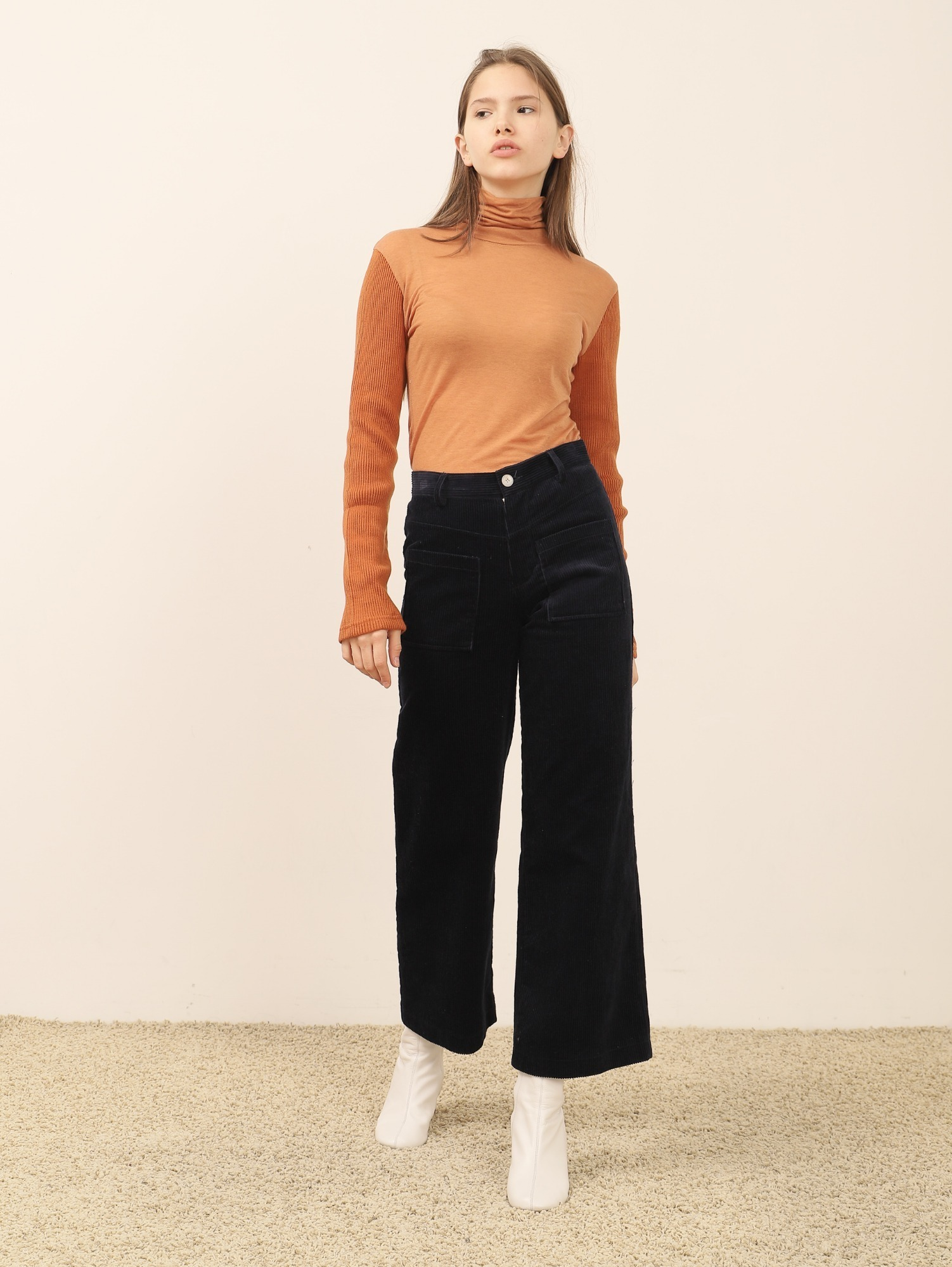RECORD CORDUROY PANTS